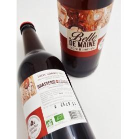 Belle de Maine Bière Ambrée
