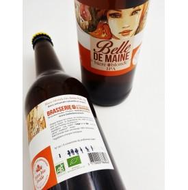 Belle de Maine Bière Blonde IPA
