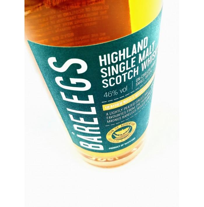 Barelegs Highland Single M - 70cl 46%Vol