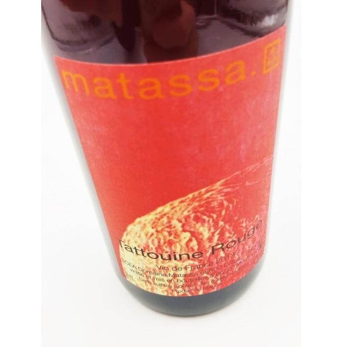 Tattouine Rouge - Domaine Matassa