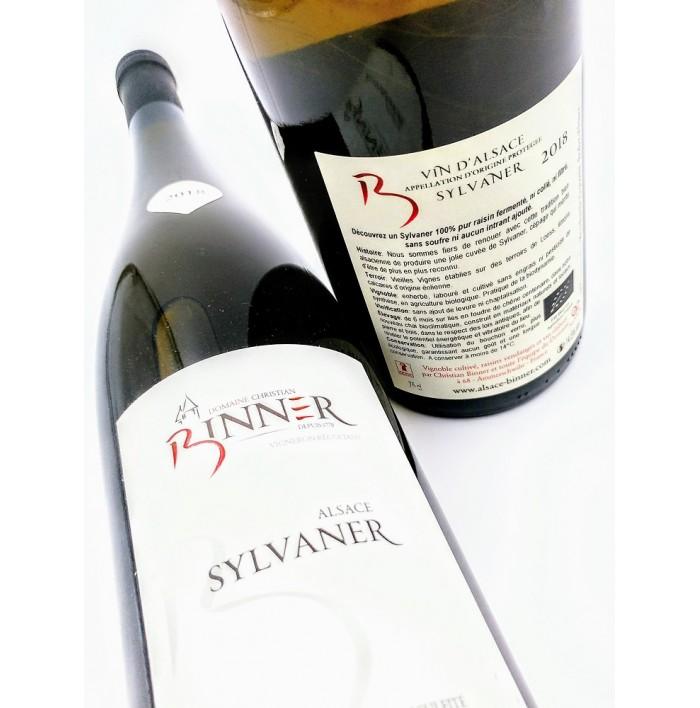 Sylvaner - Domaine Christian Binner