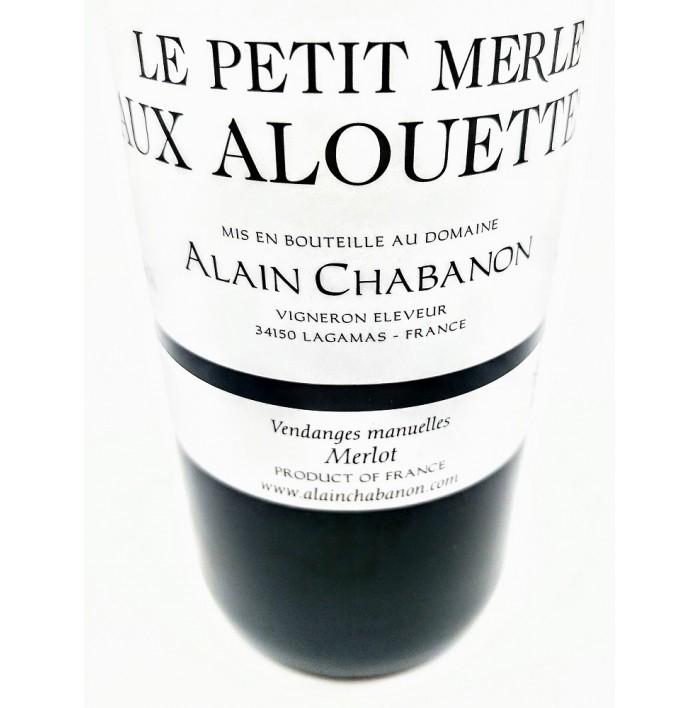 Le Petit Merle Aux Alouettes - Domaine Alain Chabanon