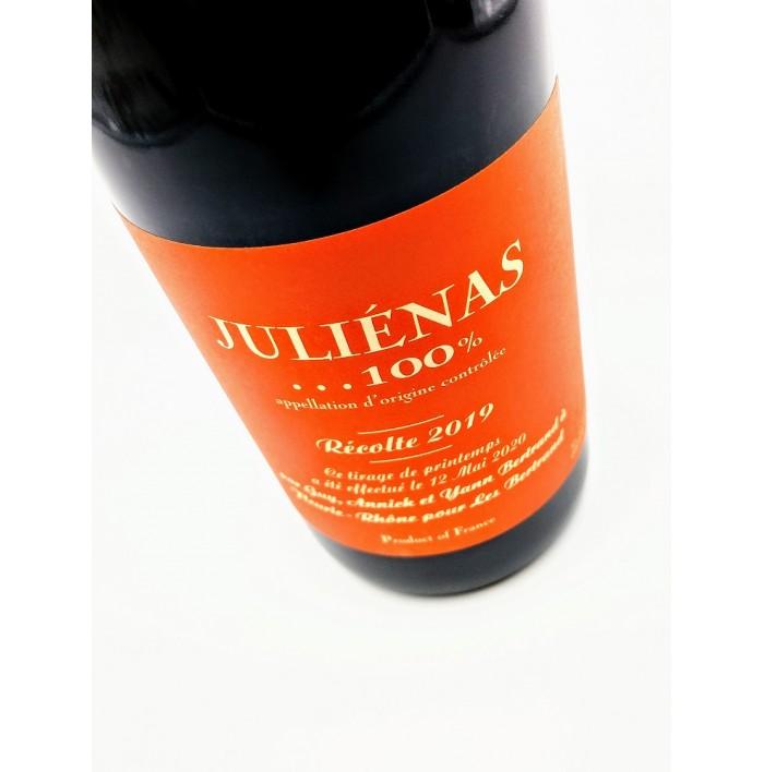 Julienas ...100% - Les Bertrand