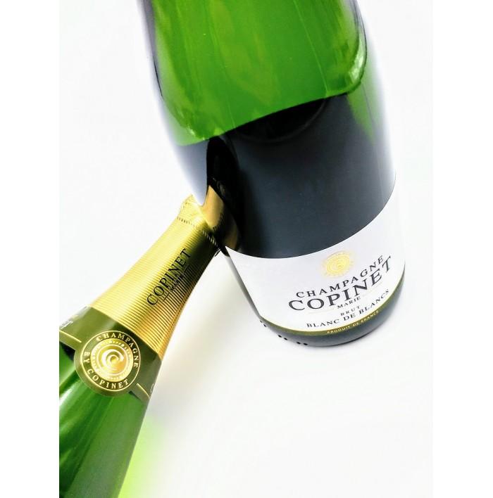 Blanc De Blancs - Champagne Copinet Marie