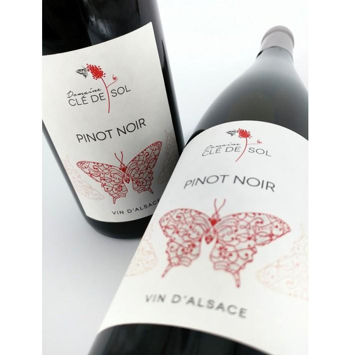 Pinot Noir - Domaine Clé De Sol