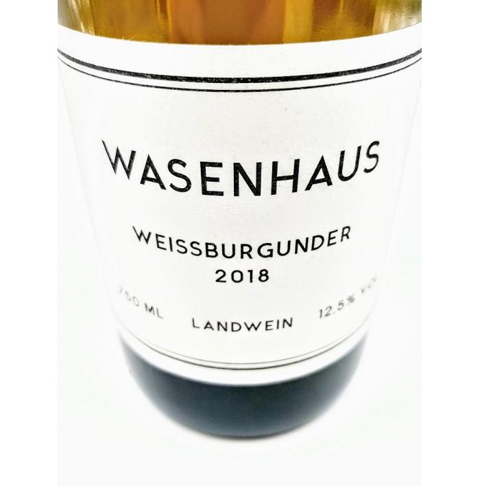 Weissburgunder - Wasenhaus