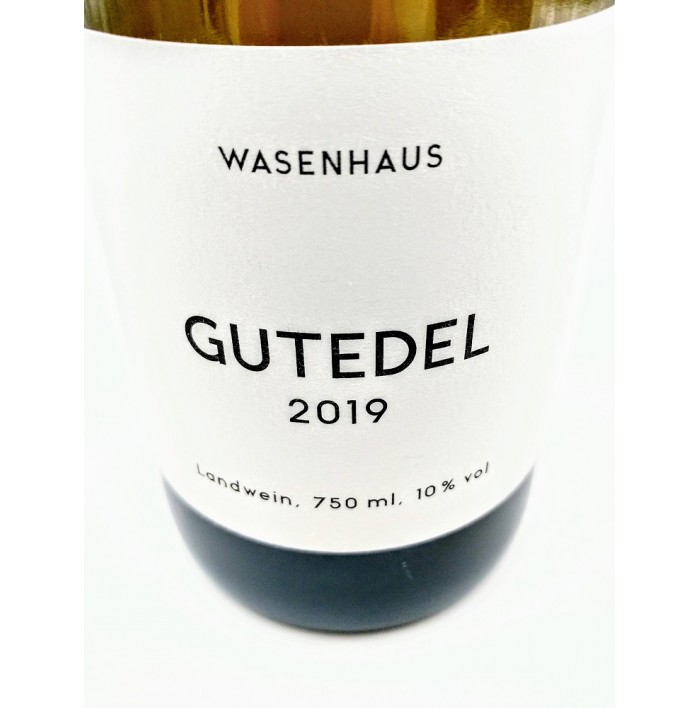 Gutedel - Wasenhaus