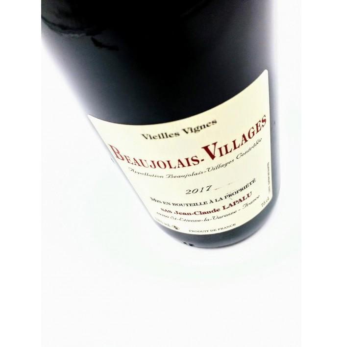 Beaujolais Villages Vieilles Vignes - Jean-Claude Lapalu