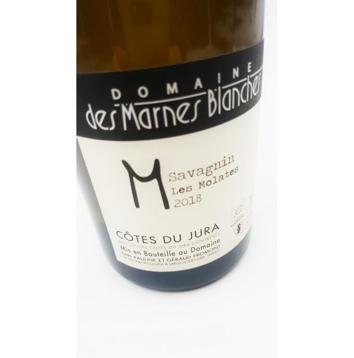 Savagnin Les Molates - Domaine Des Marnes Blanches