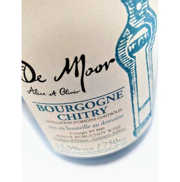 Bourgogne Chitry - Alice & Olivier De Moor