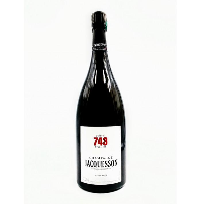 Cuvée 743 Magnum - Champagne Jacquesson