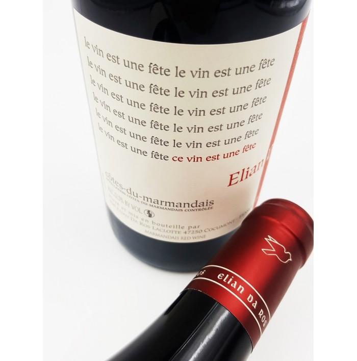 Le Vin Est Une Fête - Domaine Elian Da Ros