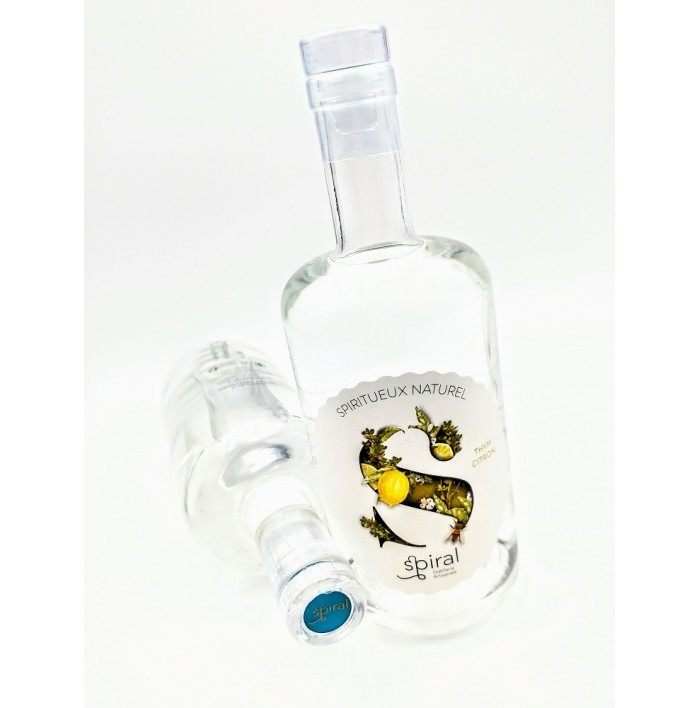Thym Citron Eau De Vie Naturelle - Distillerie Spiral