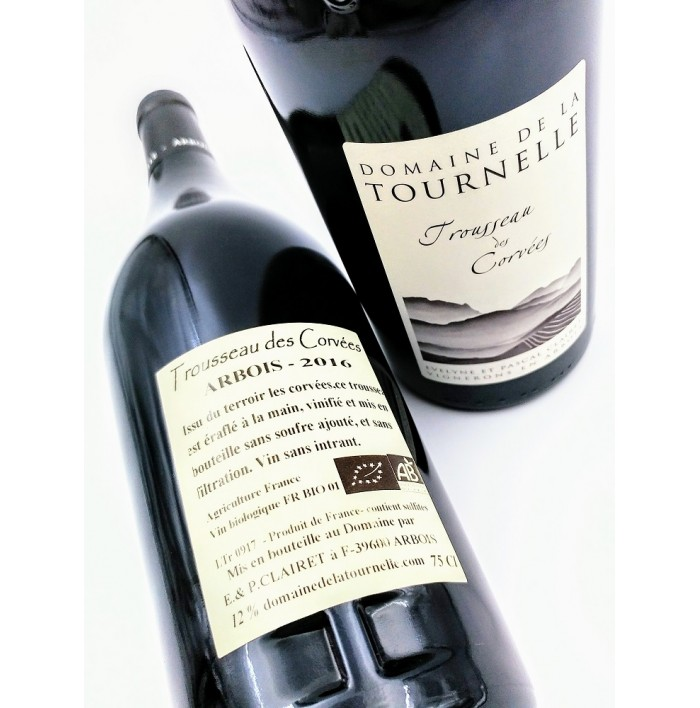 Trousseau Des Corvées - Domaine De La Tournelle