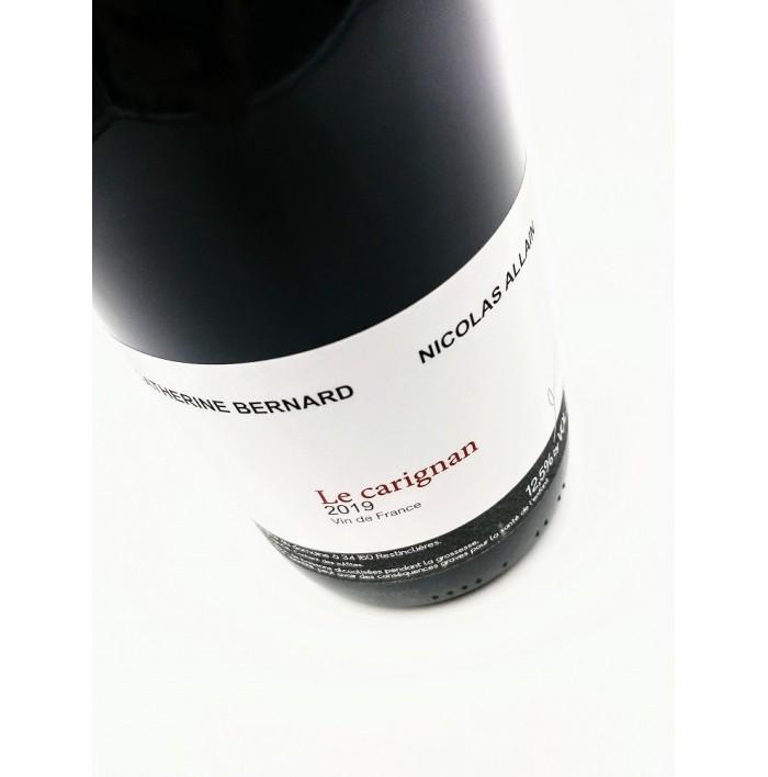 Le Carignan - Catherine Bernard