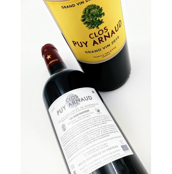 Grand Vin - Clos Puy Arnaud