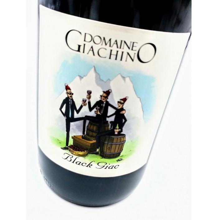 Black Giac - Domaine Giachino