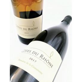 Côtes du Rhône blanc