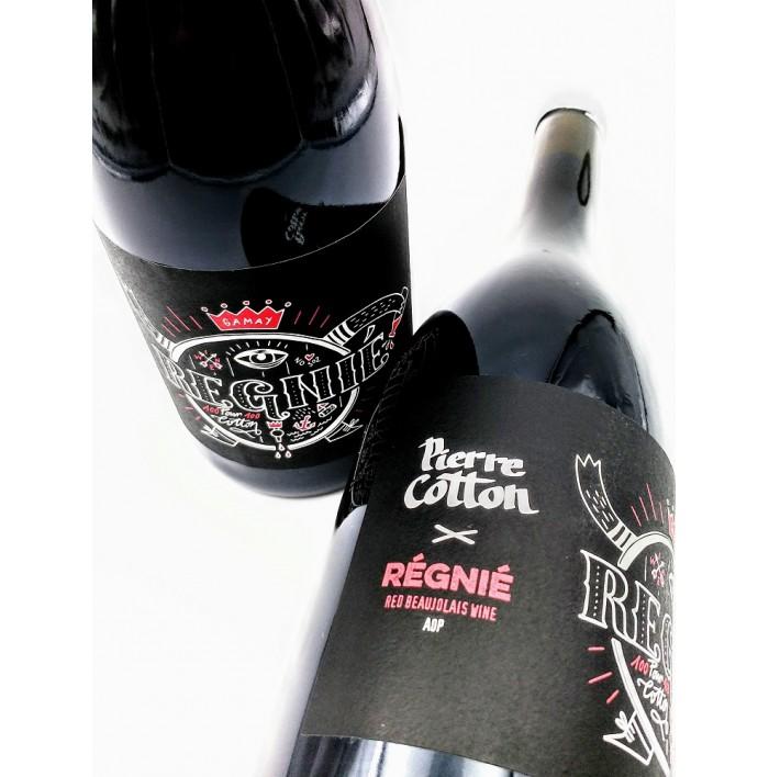 Régnié - Pierre Cotton