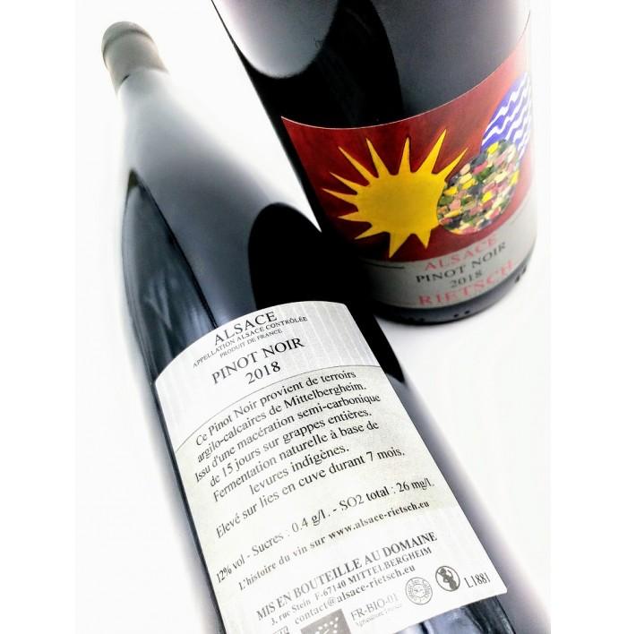Pinot Noir - Jean-Pierre Rietsch