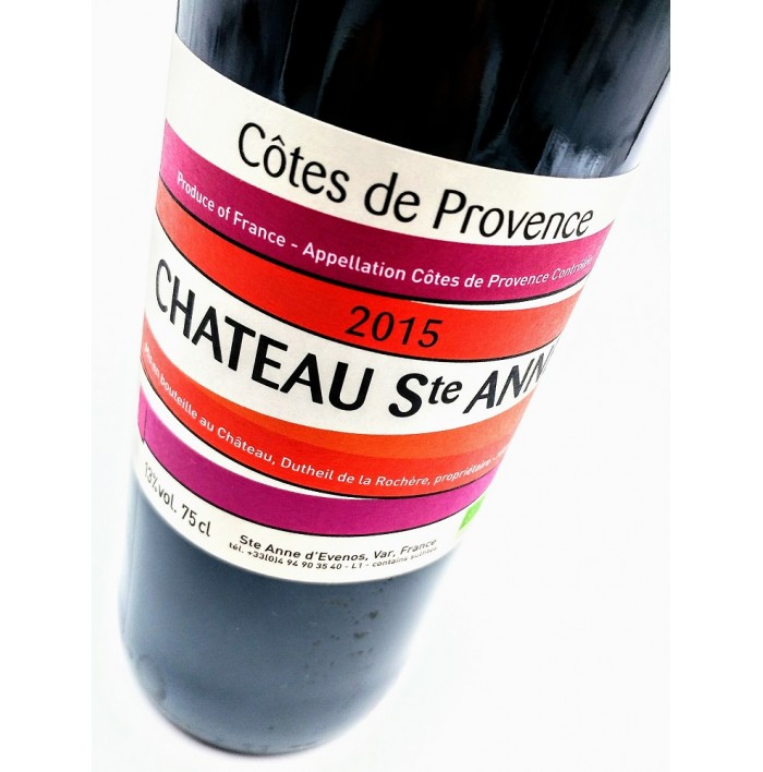 Côtes De Provence - Chateau Sainte Anne