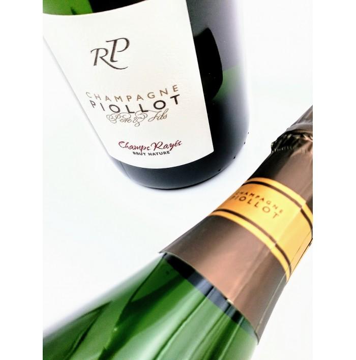 Champs Rayés - Champagne Piollot Père & Fils