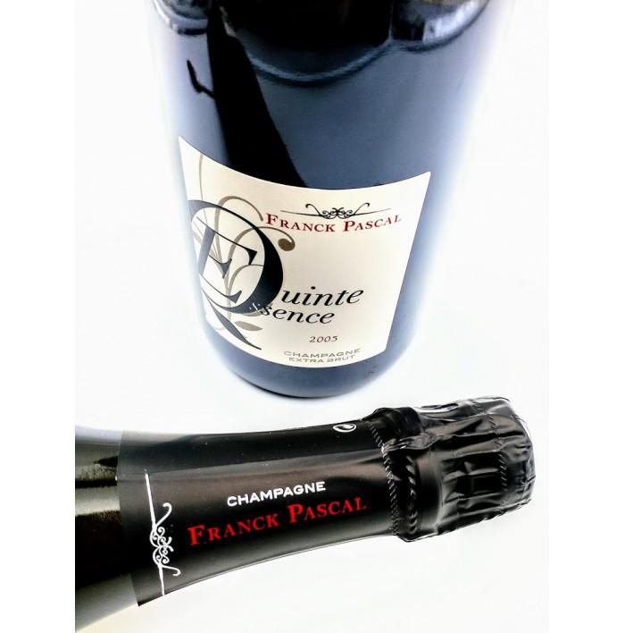 Quinte-Essence - Champagne Franck Pascal