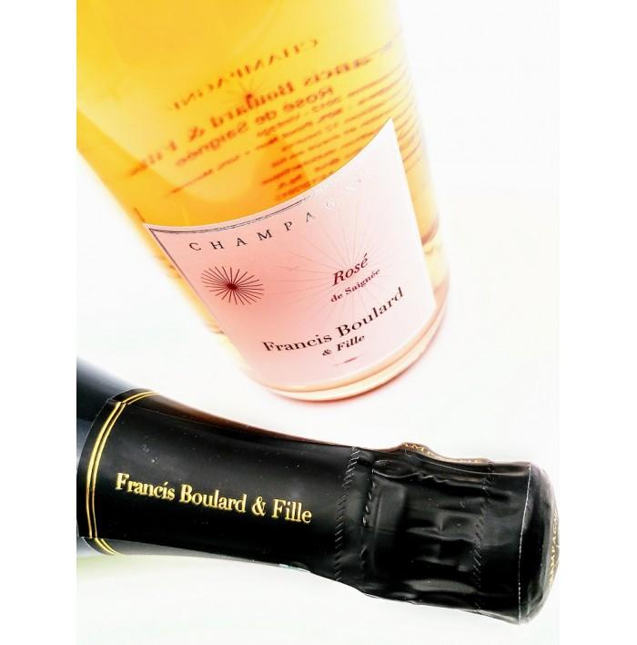 Rosé De Saignée - Francis Boulard & Fille