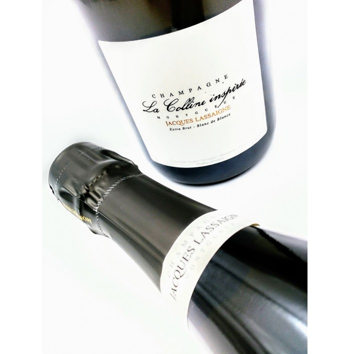 La Colline Inspirée - Champagne Jacques Lassaigne