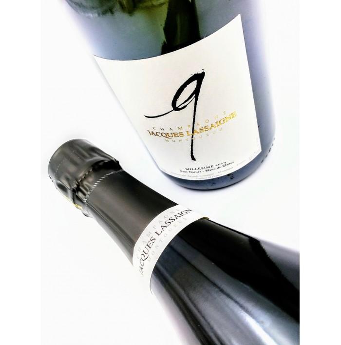 Millésime 2009 - Champagne Jacques Lassaigne