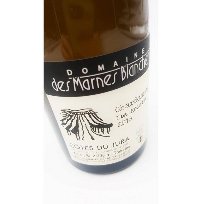 Chardonnay Les Molates - Domaine Des Marnes Blanches