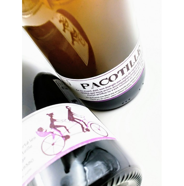 Pacotille - Deboutbertin