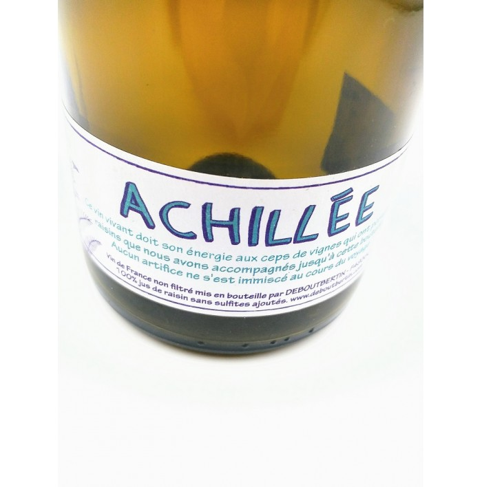 Achillée - Deboutbertin