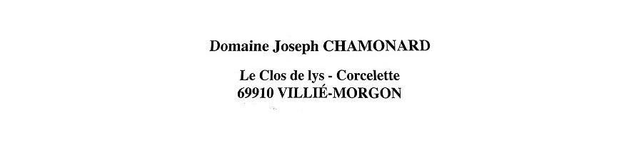 Domaine Joseph Chamonard